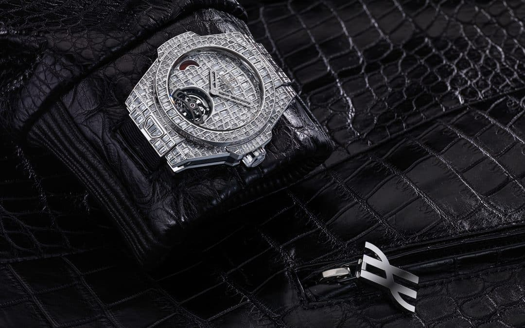 Karmaloog collaborates with Hublot to redefine luxury